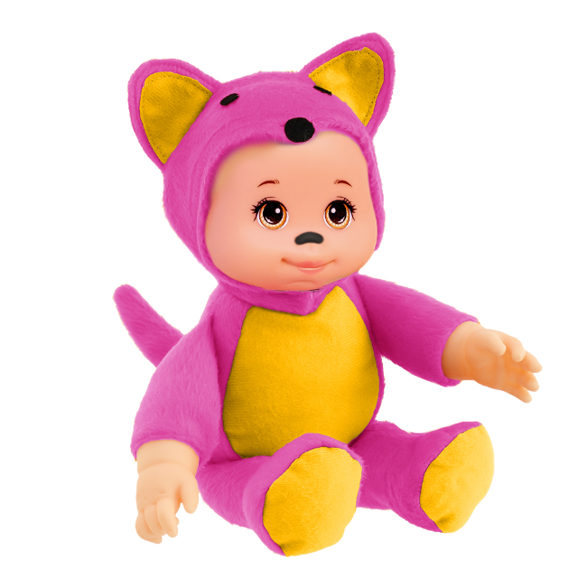 Fluffy - Raposa