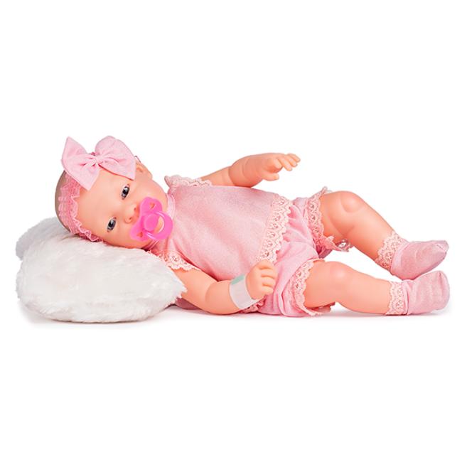 Bebê Anjo de Shorts