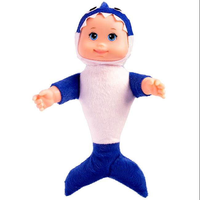 Fluffy Shark Azul