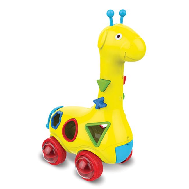 Baby Encaixes Girafa