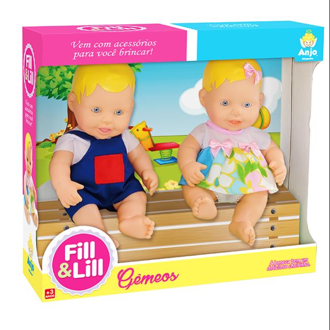 Fill & Lill - Gêmeos